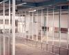 Constructie industriële wand project ATM