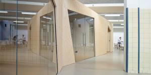 Design wanden Verbeek en Rinzema