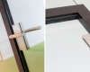 Glasdeuren detail afbeelding