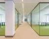Glaswanden voor kantoor
