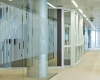 Glazen kantoorwand Deterink