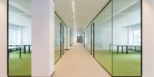 Glazen kantoorwanden Slimline 2