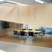 Glazen scheidingswand kantoor 1