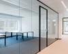 Glazen scheidingswand kantoor 3