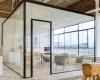 Glazen scheidingswand kantoor 4