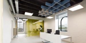 Akoestisch plafond element