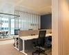 Glazen kantoorwand Verbeek en Rinzema Interieurs